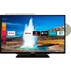 telefunken d32h289m4cwd led-tv (80 cm - (32 inch), hd-ready, smart-tv zwart