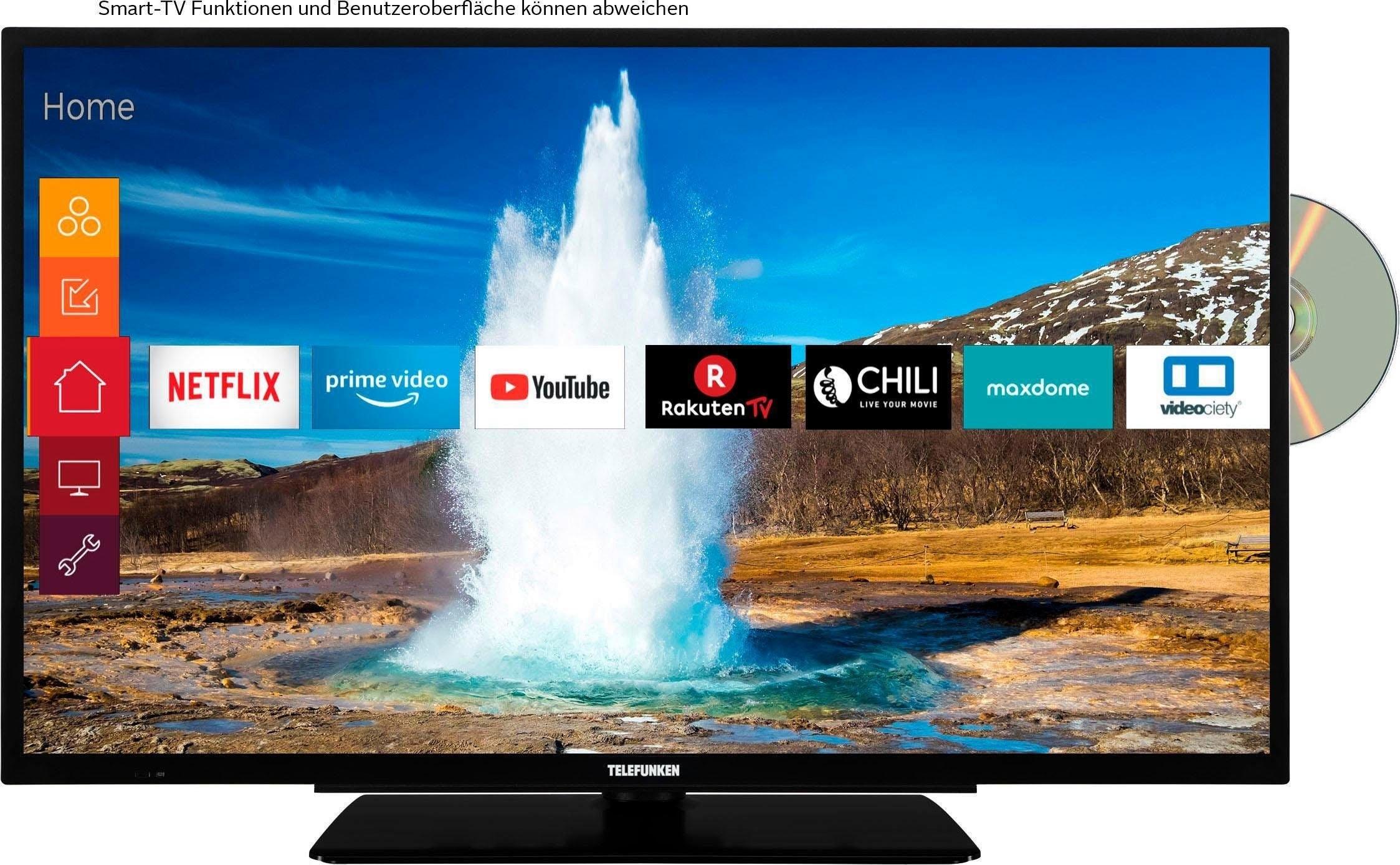 Op zoek naar een Telefunken D32H289M4CWD led-tv (80 cm / (32 inch), HD-ready, smart-tv? Koop online bij OTTO