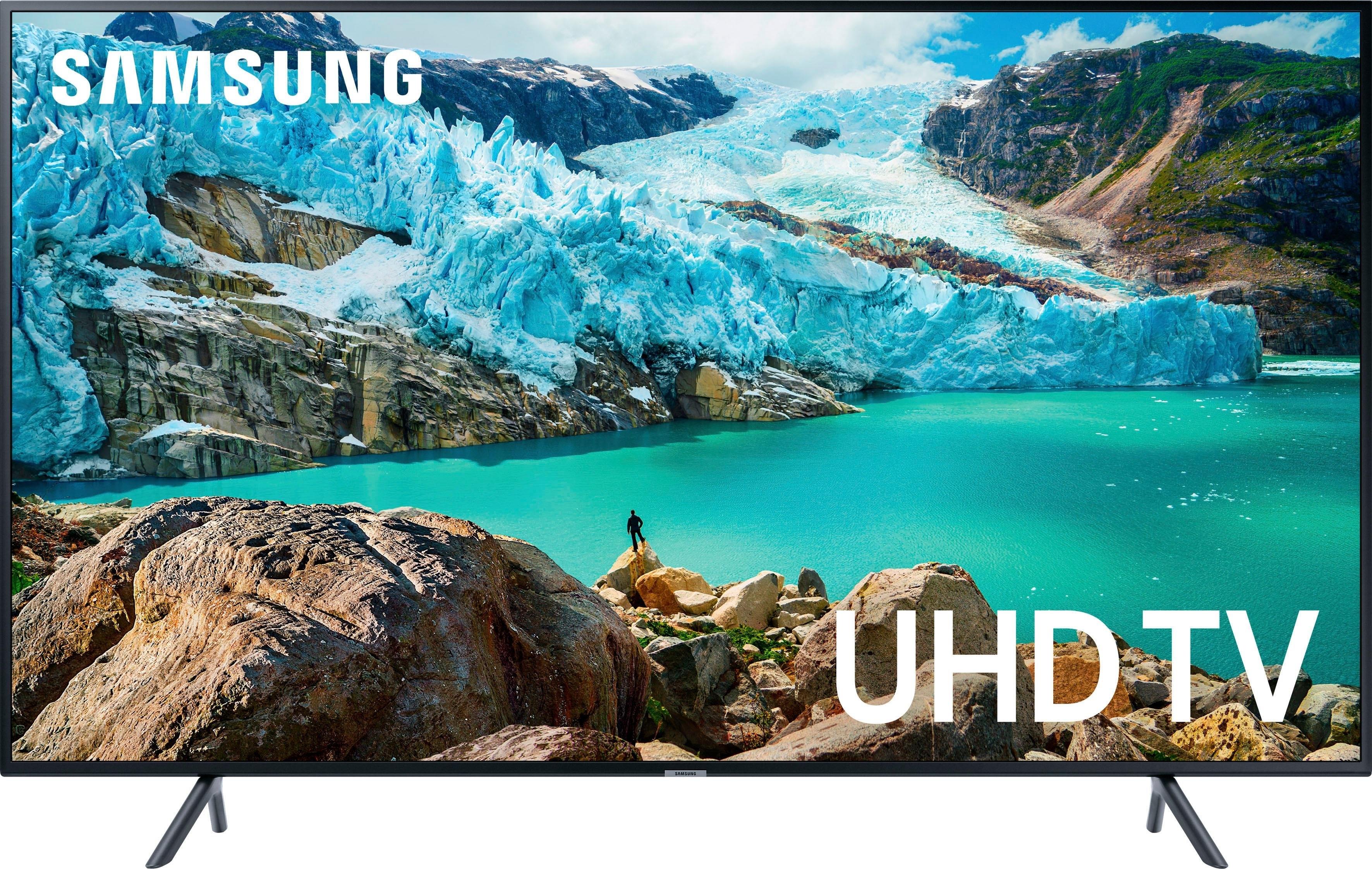 SAMSUNG UE55RU7179 led-tv (138 cm / 55 inch), 4K Ultra HD, Smart-TV - verschillende betaalmethodes