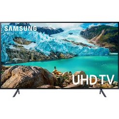 samsung ue50ru7179 led-tv (125 cm - 50 inch), 4k ultra hd, smart-tv zwart