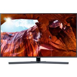samsung ue65ru7409 led-tv (163 cm - 65 inch), 4k ultra hd, smart-tv grijs