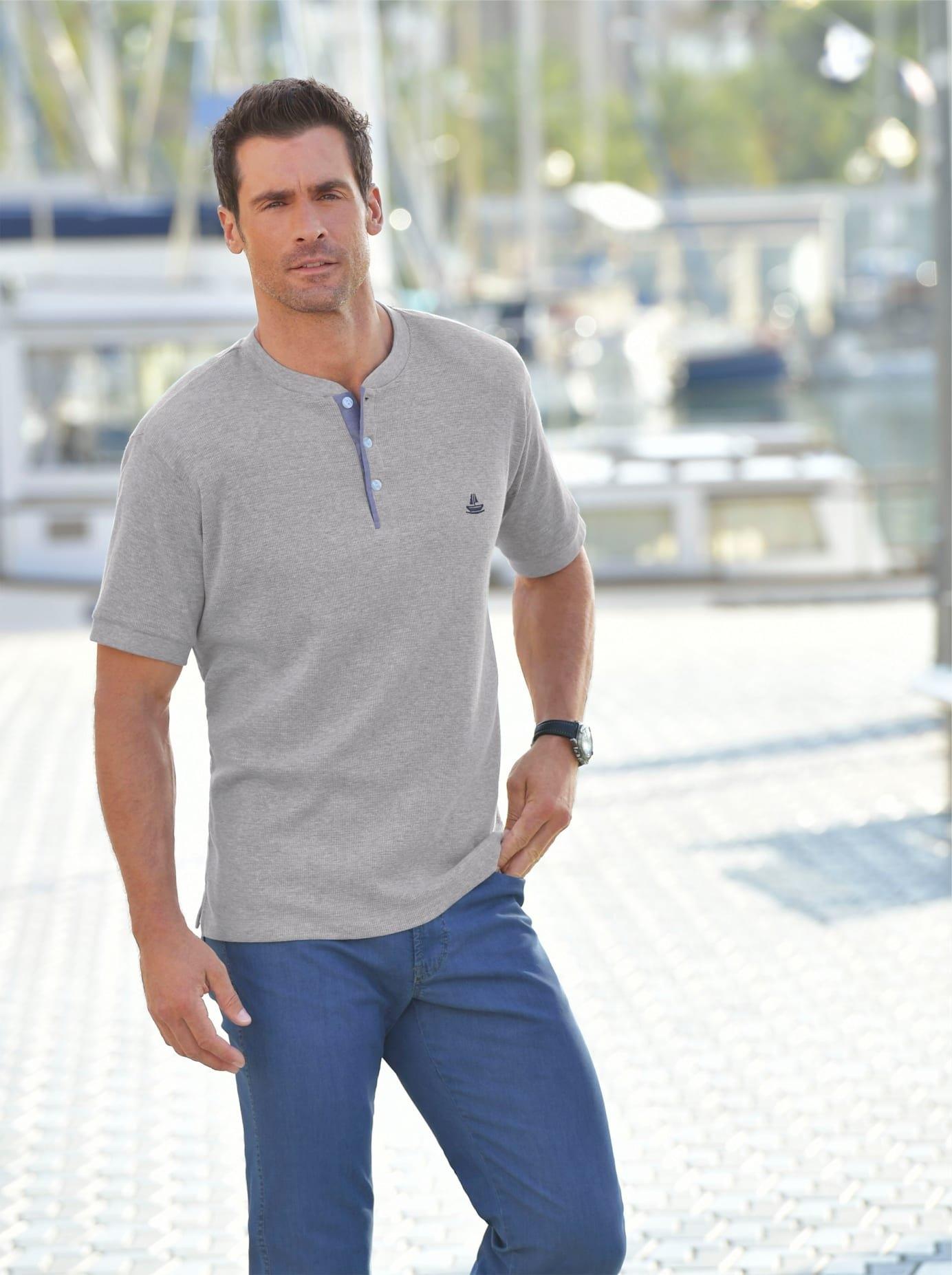 Catamaran Shirt met ronde hals nu online kopen bij OTTO