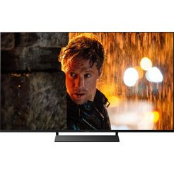 panasonic tx-65gxw804 lcd-led-tv (164 cm - 65 inch), 4k ultra hd, smart-tv zwart