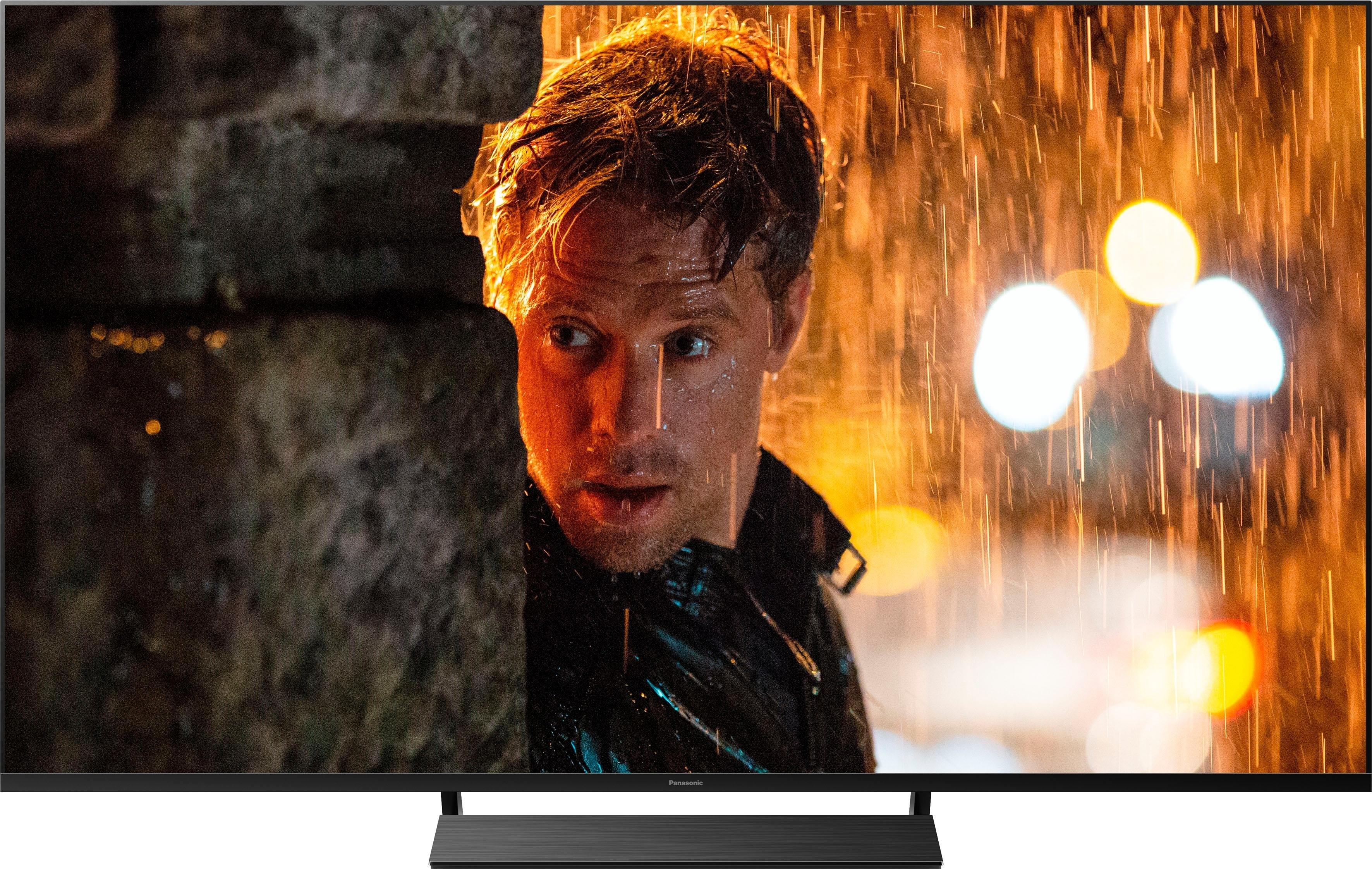 Panasonic TX-50GXW804 lcd-led-tv (126 cm / 50 inch), 4K Ultra HD, Smart-TV - verschillende betaalmethodes