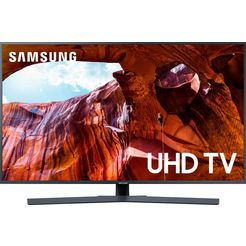 samsung ue50ru7409 led-tv (125 cm - 50 inch), 4k ultra hd, smart-tv grijs