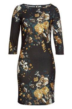 laura scott geruite jurk zwart