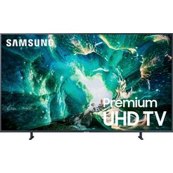 samsung ue82ru8009 led-tv (207 cm - 82 inch), smart-tv grijs