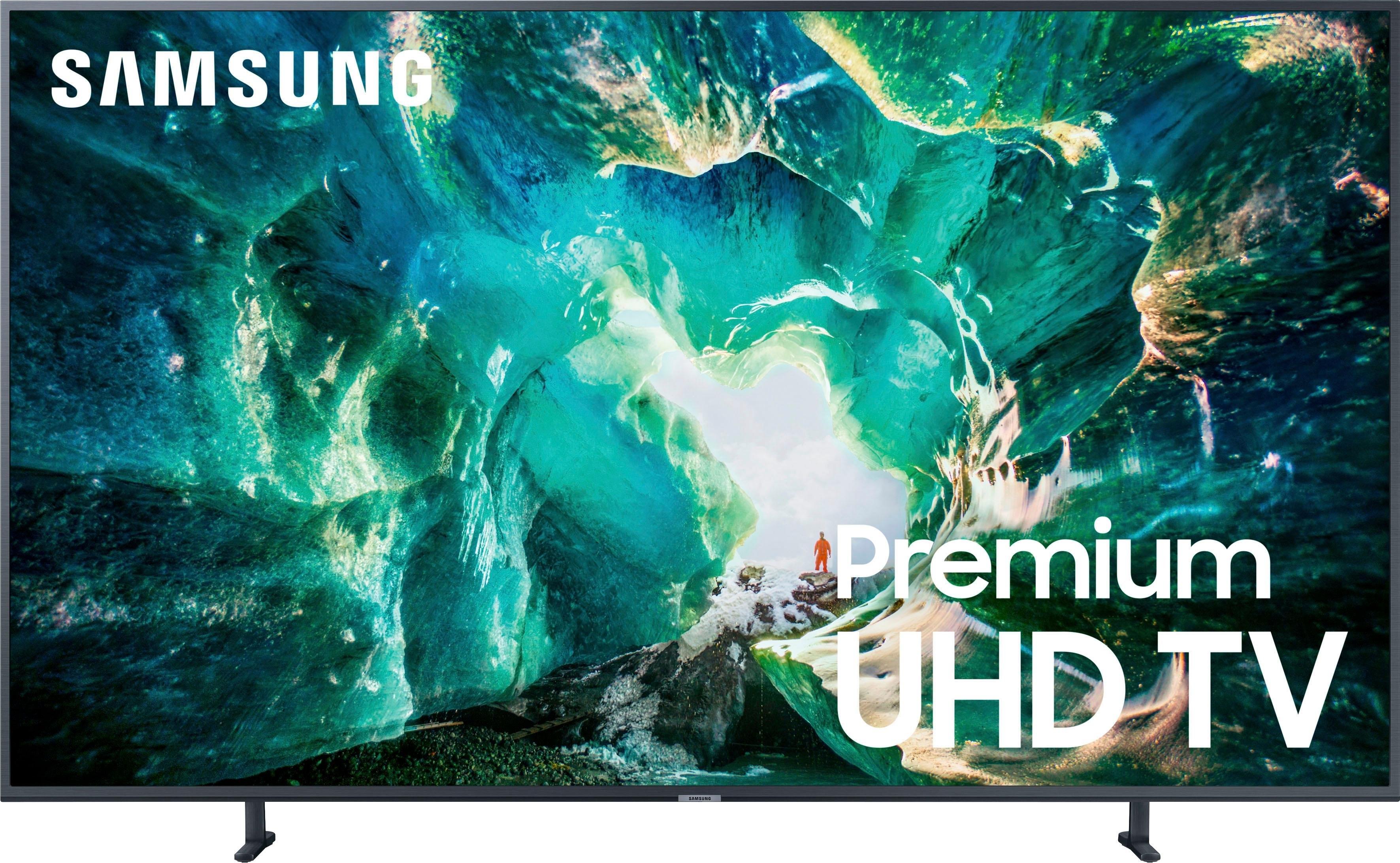 SAMSUNG UE82RU8009 led-tv (207 cm / 82 inch), Smart-TV voordelig en veilig online kopen