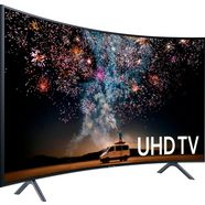 samsung ue65ru7379 curved led-tv (163 cm - 65 inch), 4k ultra hd, smart-tv zwart