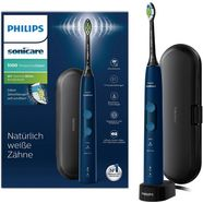 philips sonicare ultrasone tandenborstel sonicare hx6851-53, 1 opzetborsteltje blauw
