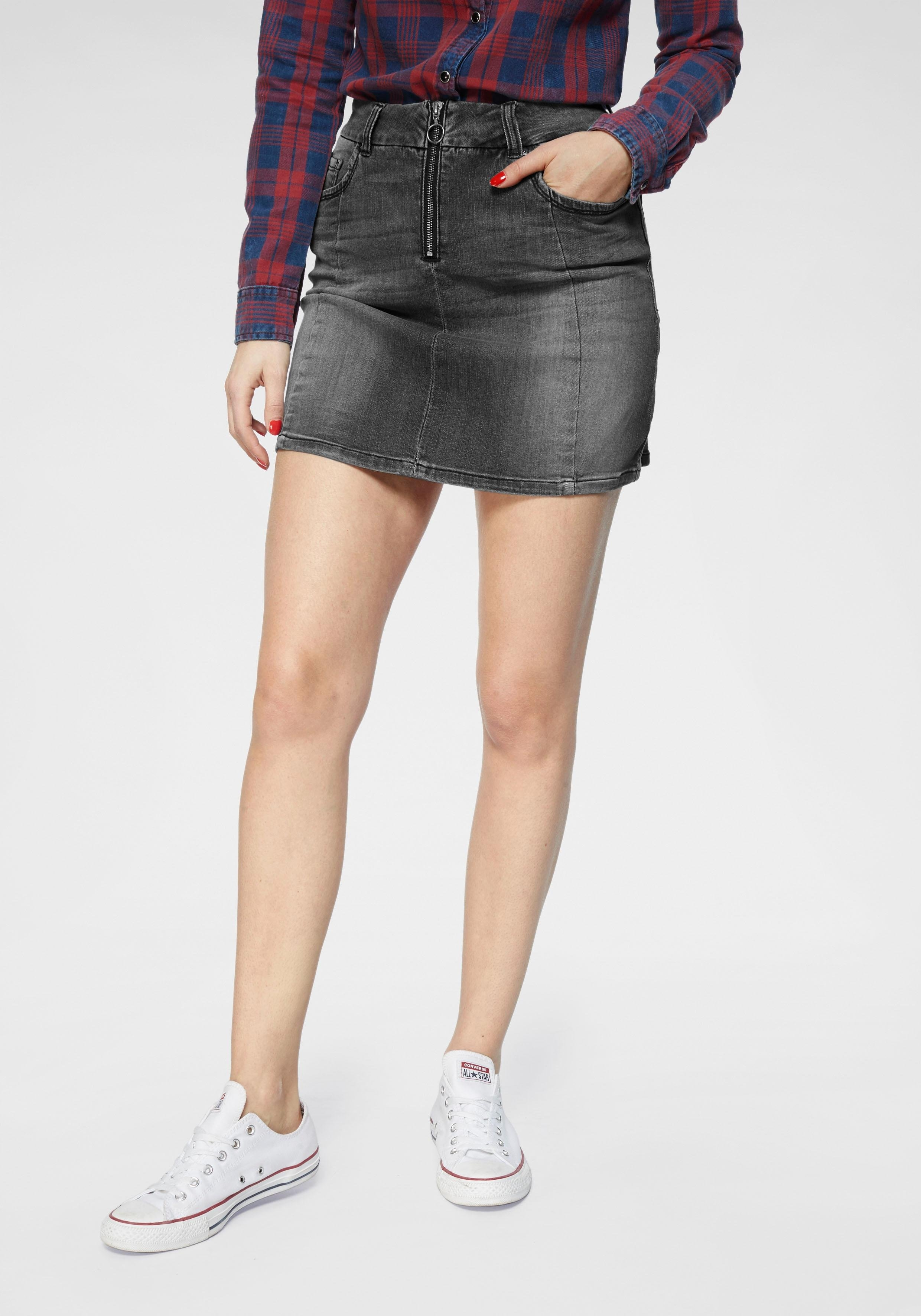 LTB jeansrok »LEMIA X« bij OTTO online kopen