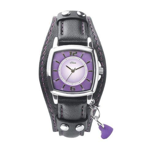s.Oliver Horloges Zwart