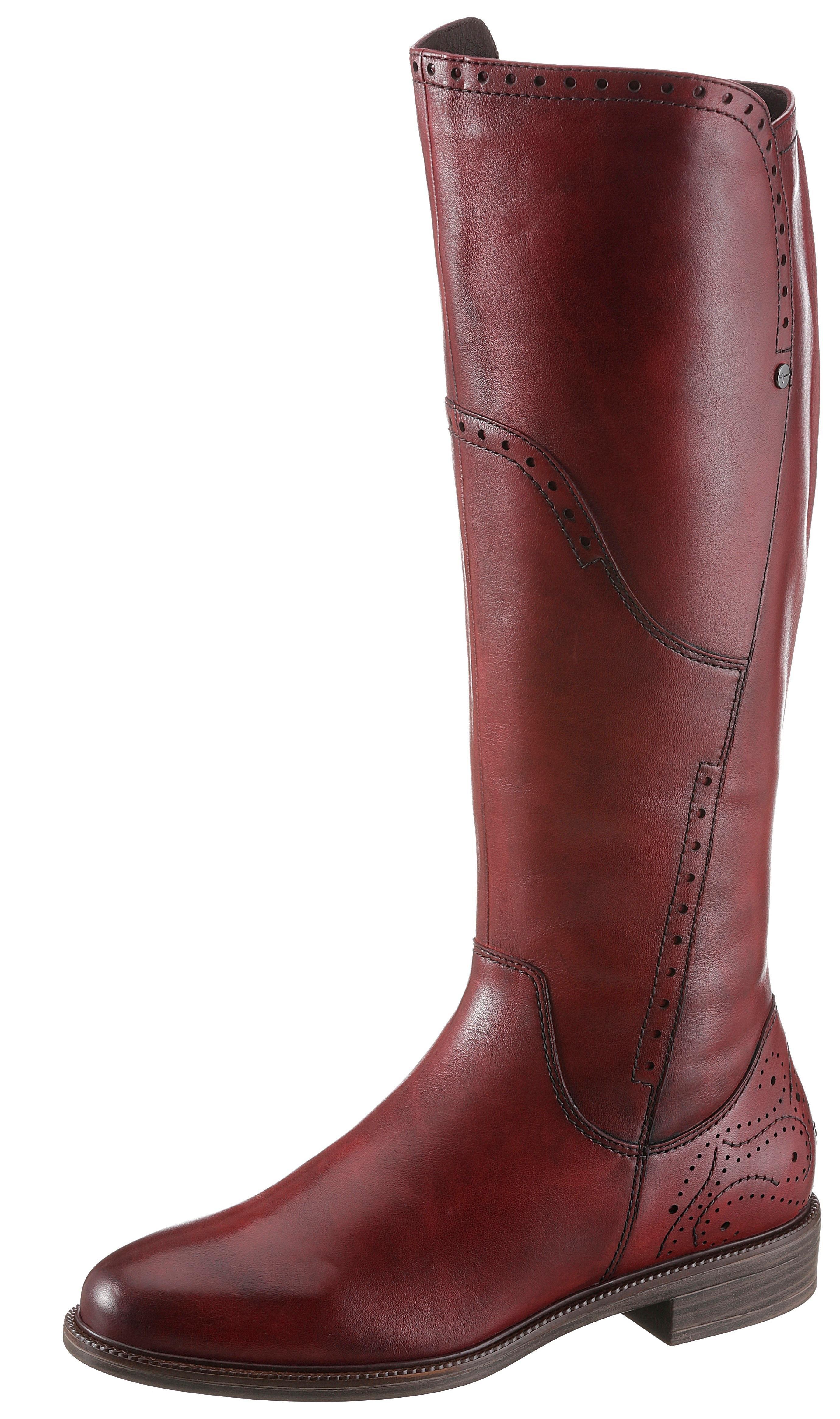 Tamaris laarzen »Lillit« nu online bestellen