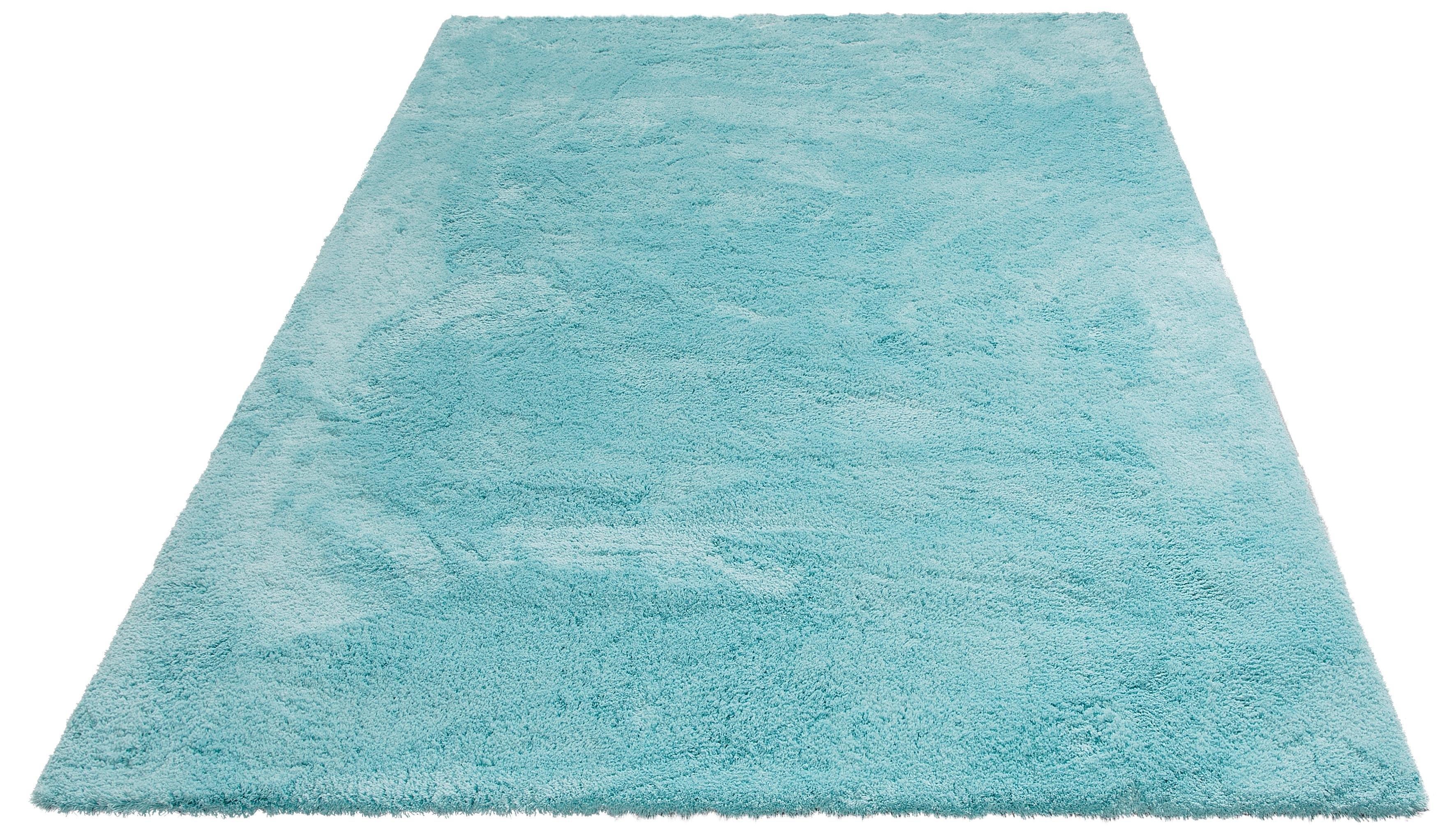 My Home Hoogpolig vloerkleed,SELECTION, »Magong«, hoogte 25 mm, handgetuft online kopen op otto.nl