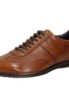 sioux sneaker »monaim-700« bruin