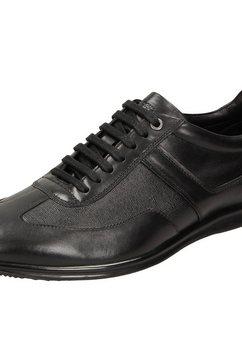 sioux sneaker »monaim-700« zwart