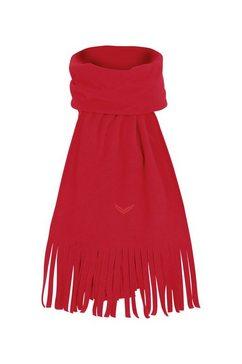 trigema sjaal rood