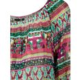 linea tesini by heine gedessineerde blouse multicolor