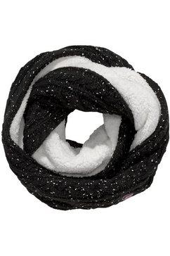 superdry colsjaal zwart