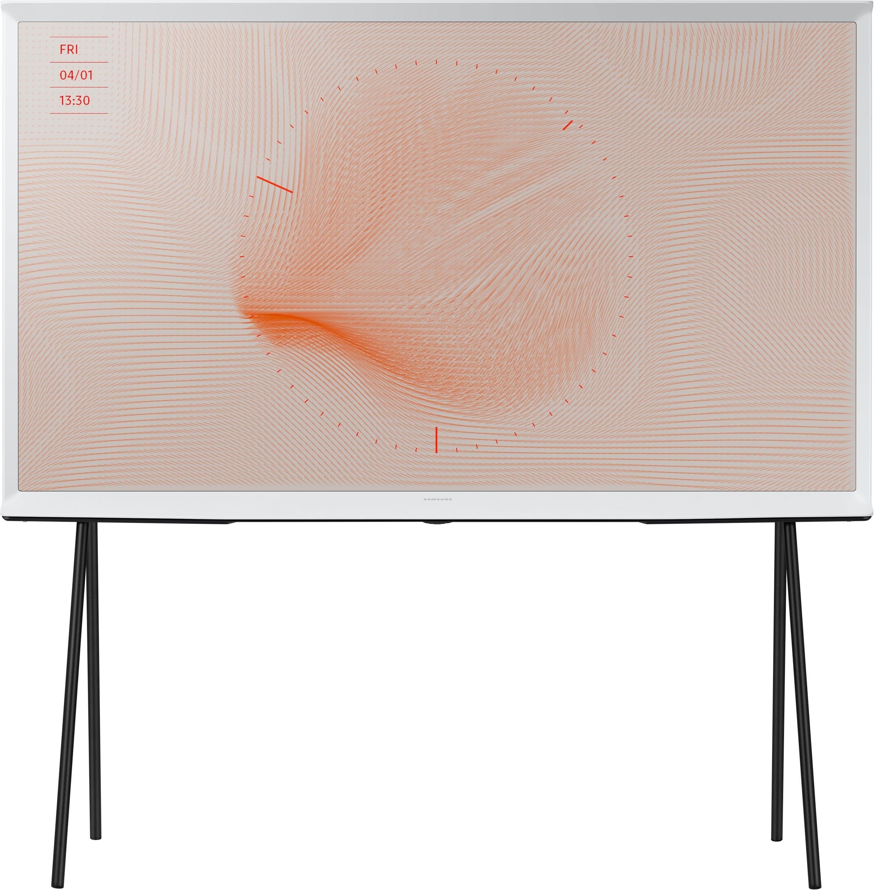 SAMSUNG Serif-TV QE43LS01RA QLED-tv (108 cm / 43 inch), 4K Ultra HD, Smart-TV bij OTTO online kopen