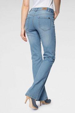 arizona bootcut-jeans 'svenja bootcut' blauw