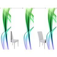 home wohnideen paneelgordijn »bourton« groen