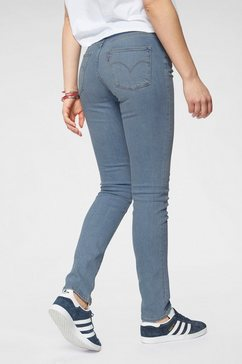 levi's slim fit jeans »312 shaping slim vintage« blauw