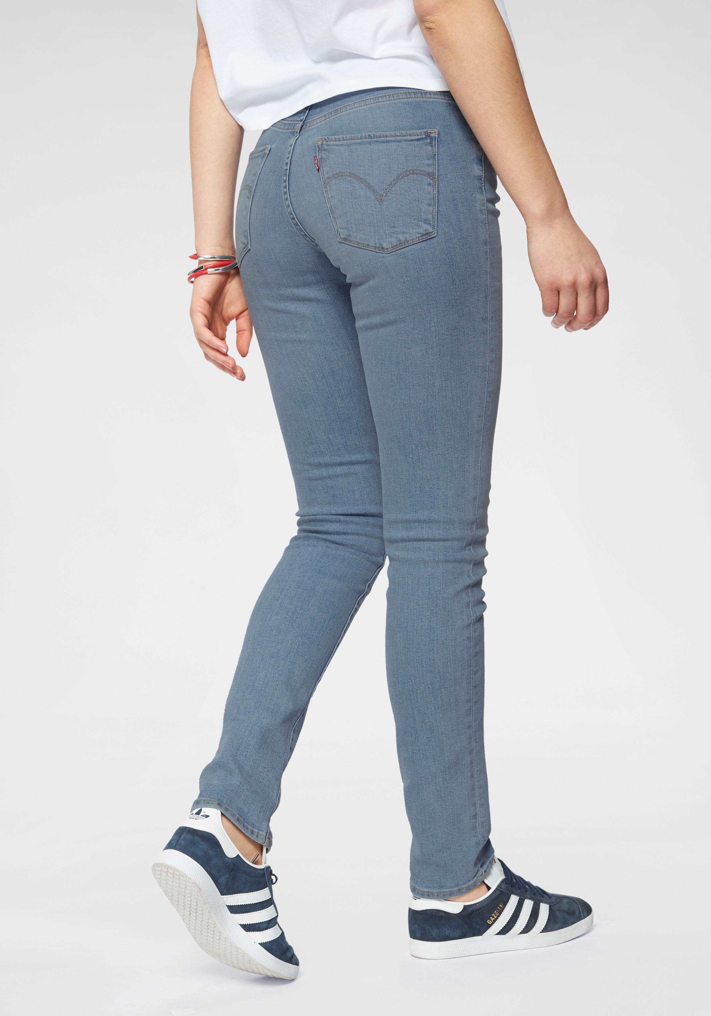 LEVI'S ® slim fit jeans »312 Shaping Slim Vintage« nu online bestellen