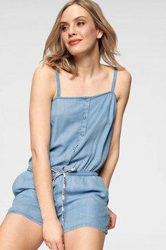 levi's jumpsuit »celia romper« blauw