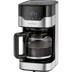 proficook »pc-ka 1169« filterkoffieapparaat zwart
