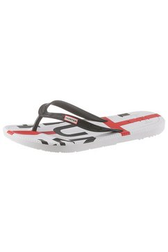 hunter teenslippers schwarz