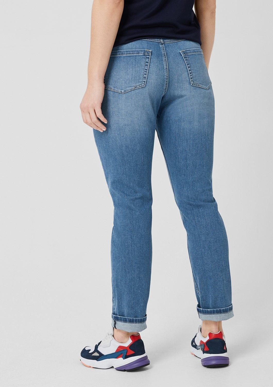 Triangle Curvy slim leg: jeans nu online bestellen