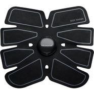 medisana ems-buikspiertrainer ems-body trainer 79524 helpt bij de gerichte opbouw van de spieren zwart