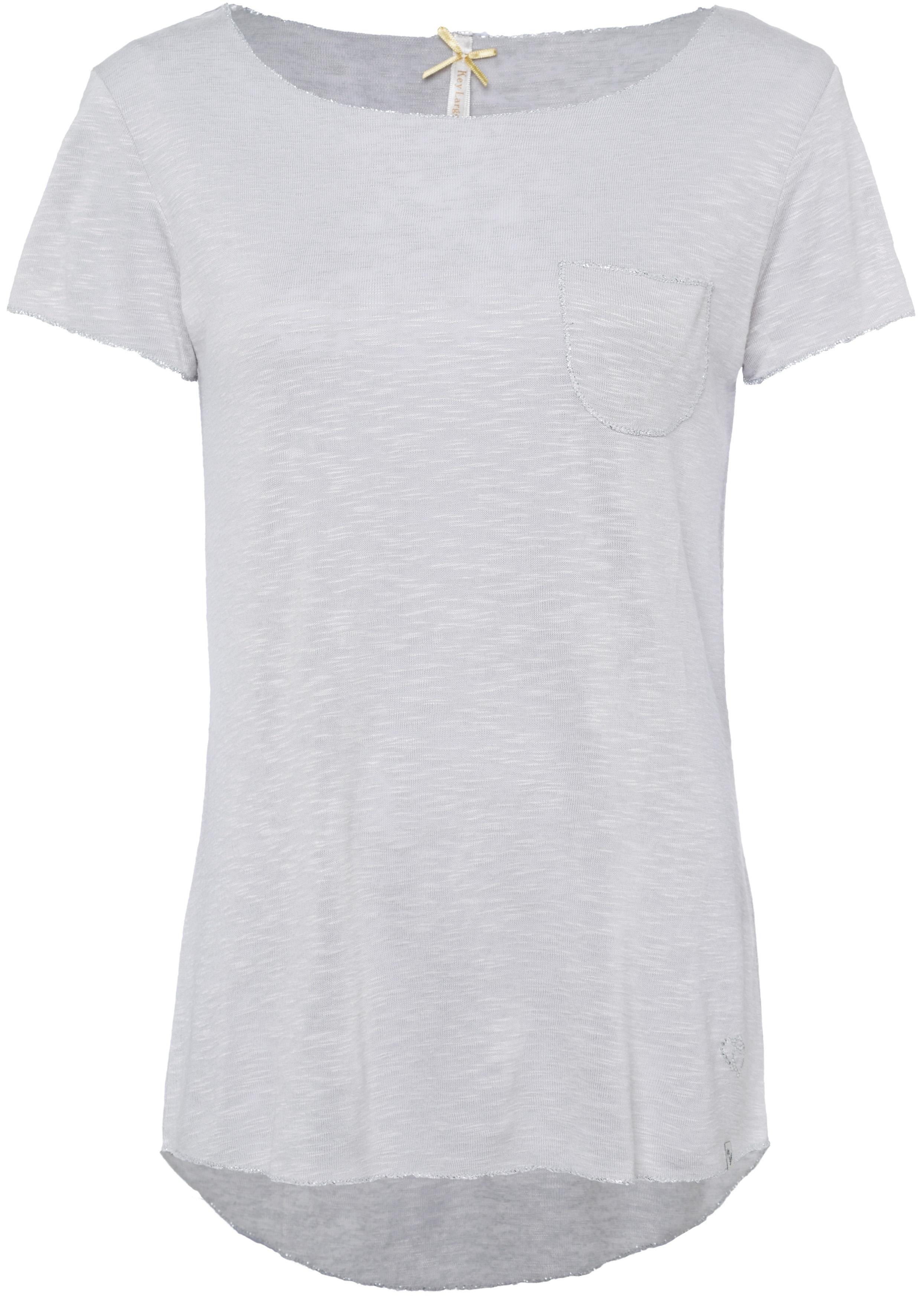 Key Largo shirt met ronde hals »DUBLIN« nu online kopen bij OTTO