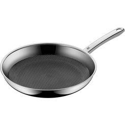 wmf koekenpan profi resist oe 28 cm, inductie (1-delig) zilver