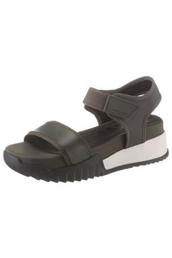 g-star raw sandalen »rackam rovic sandal« groen
