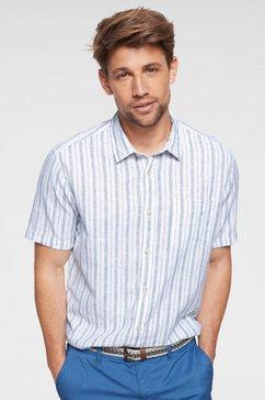 esprit overhemd met korte mouwen wit