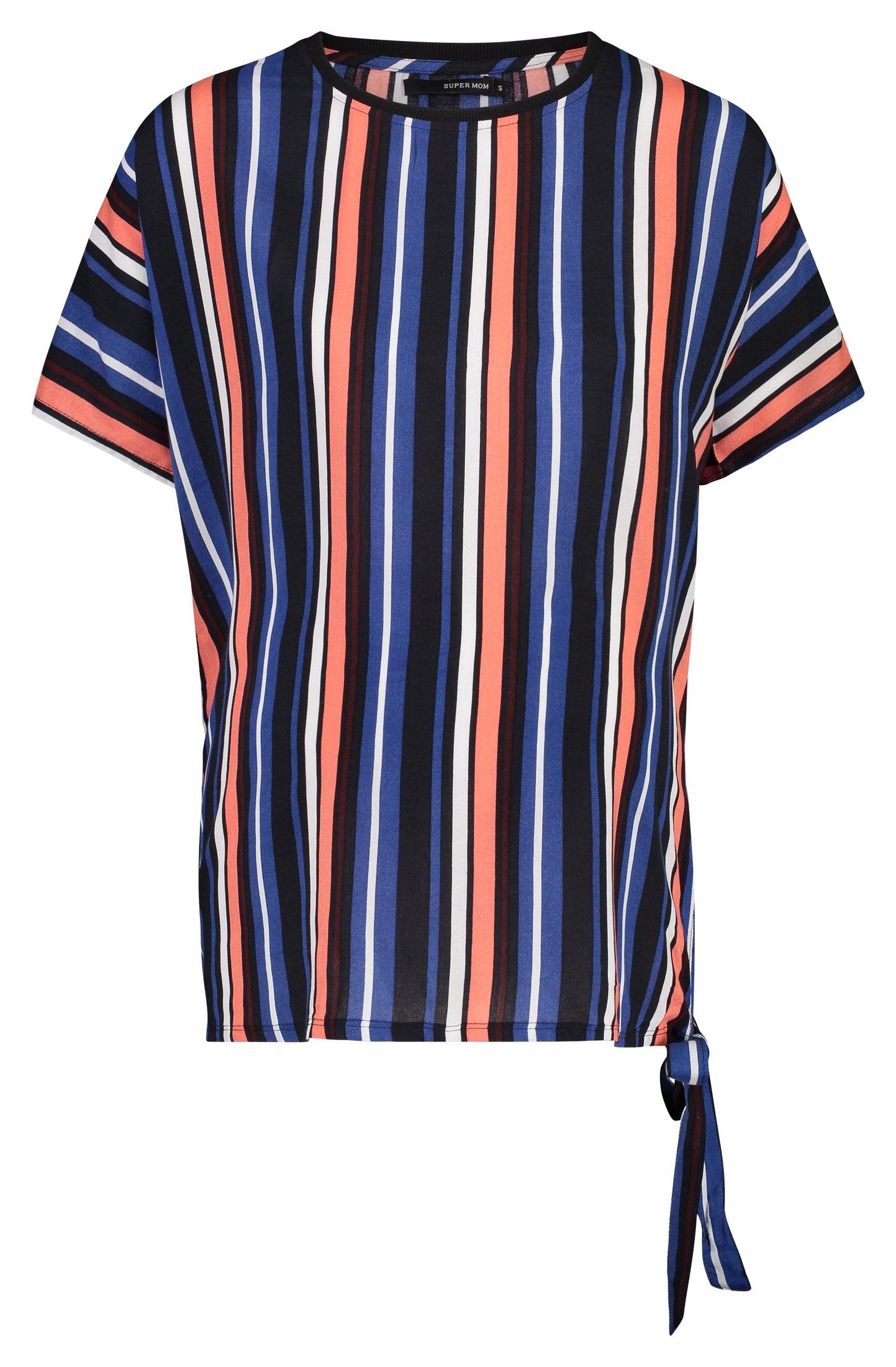 Supermom T-shirt »Blue stripe« nu online kopen bij OTTO