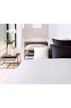 hugo boss home tweezijdig te gebruiken overtrekset »loft« wit