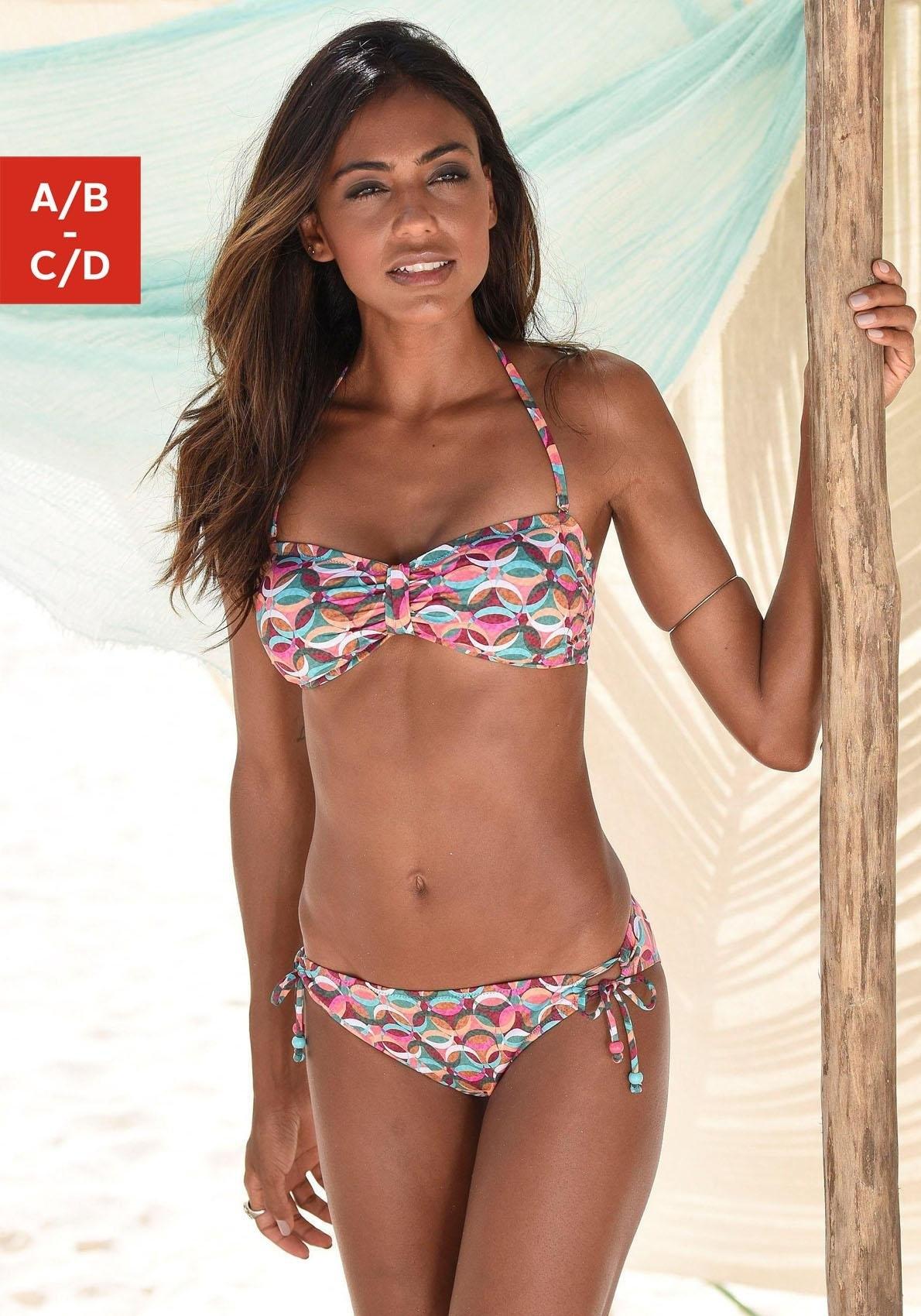 VENICE BEACH bandeaubikini voordelig en veilig online kopen