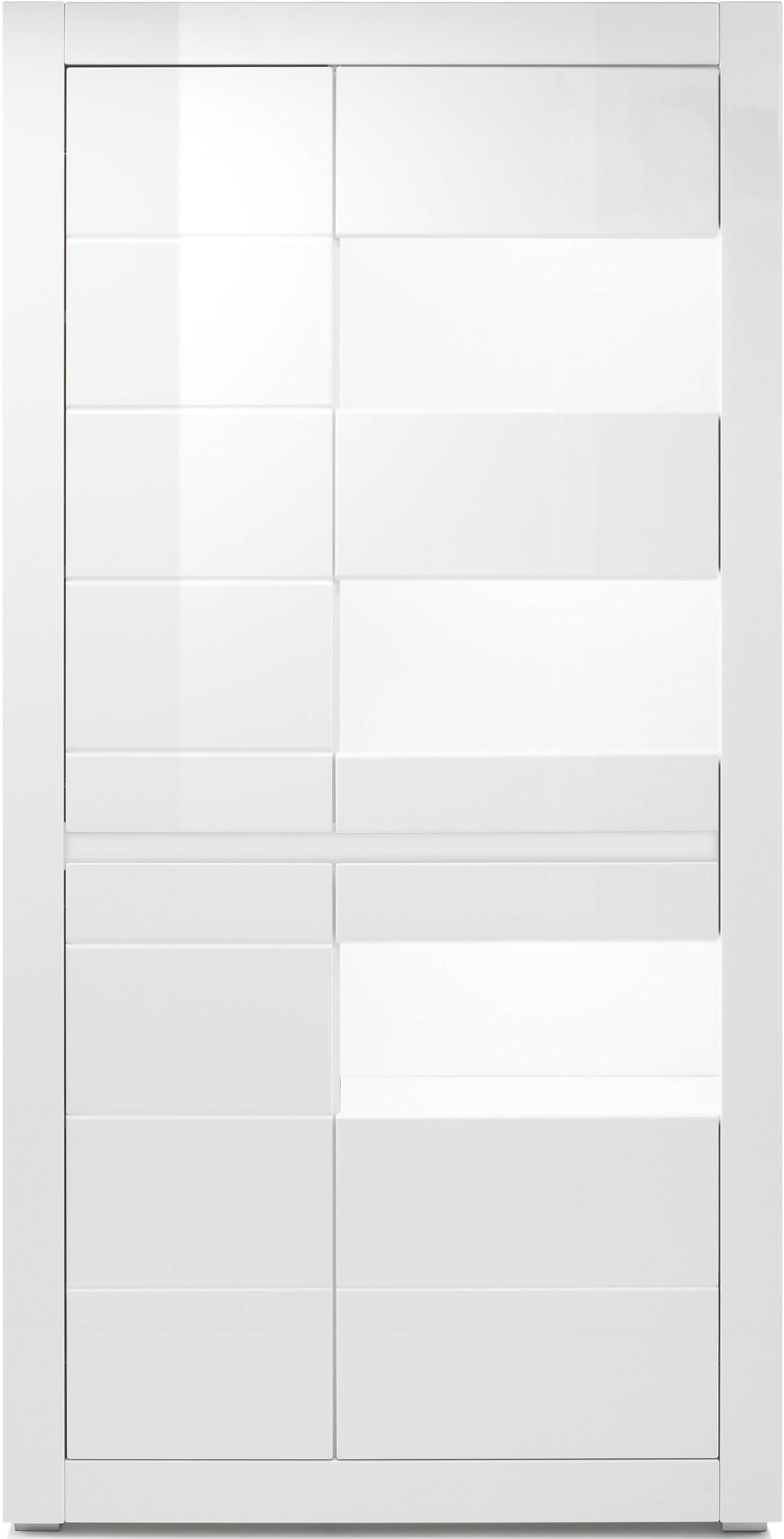 Vitrinekast »Carat«, hoogte 198 cm nu online kopen bij OTTO