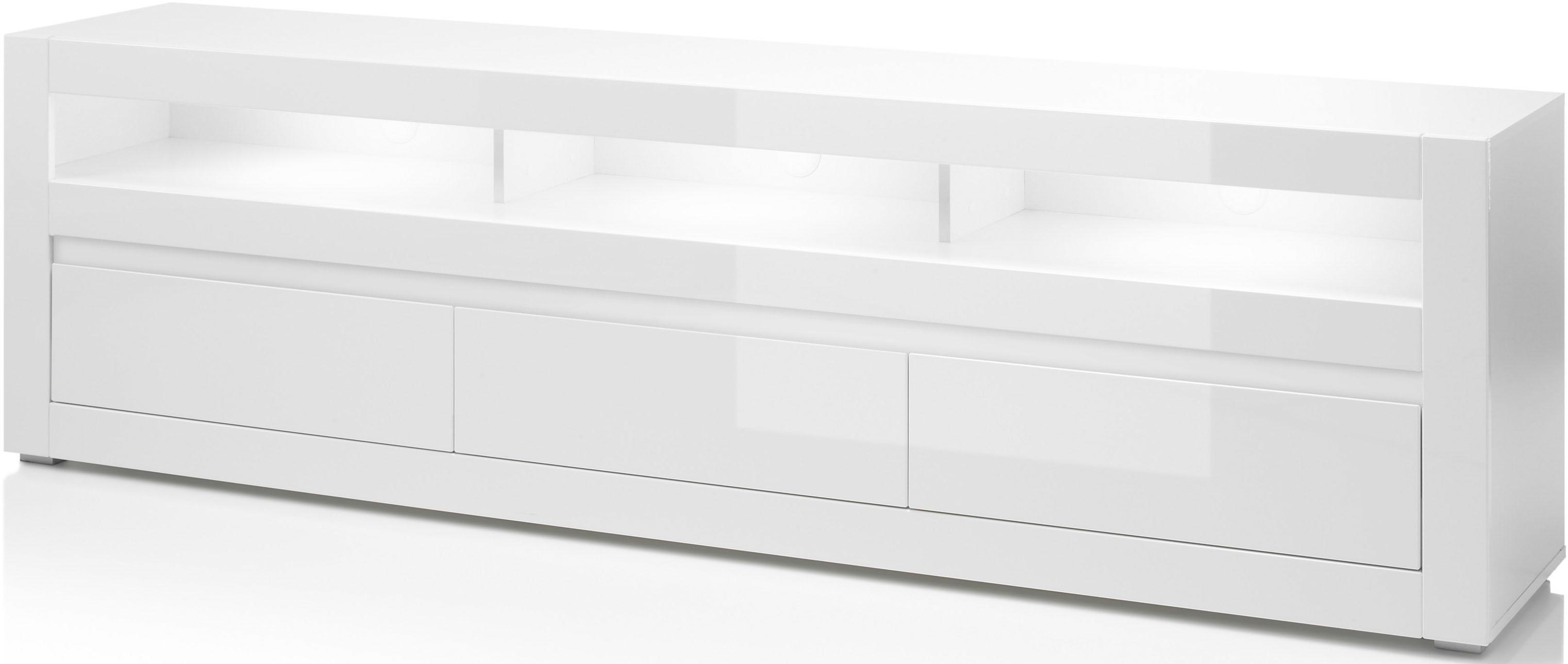 Tv-meubel »Carat«, breedte 217 cm online kopen op otto.nl