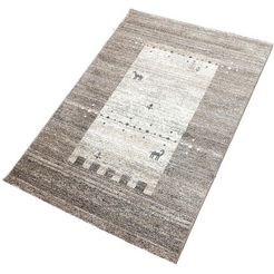 vloerkleed, »halvar«, living line, rechthoekig, hoogte 12 mm, machinaal geweven beige