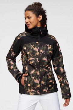 o'neill ski-jack »wavelite jacket« multicolor
