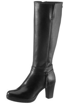 tamaris laarzen »carad« zwart