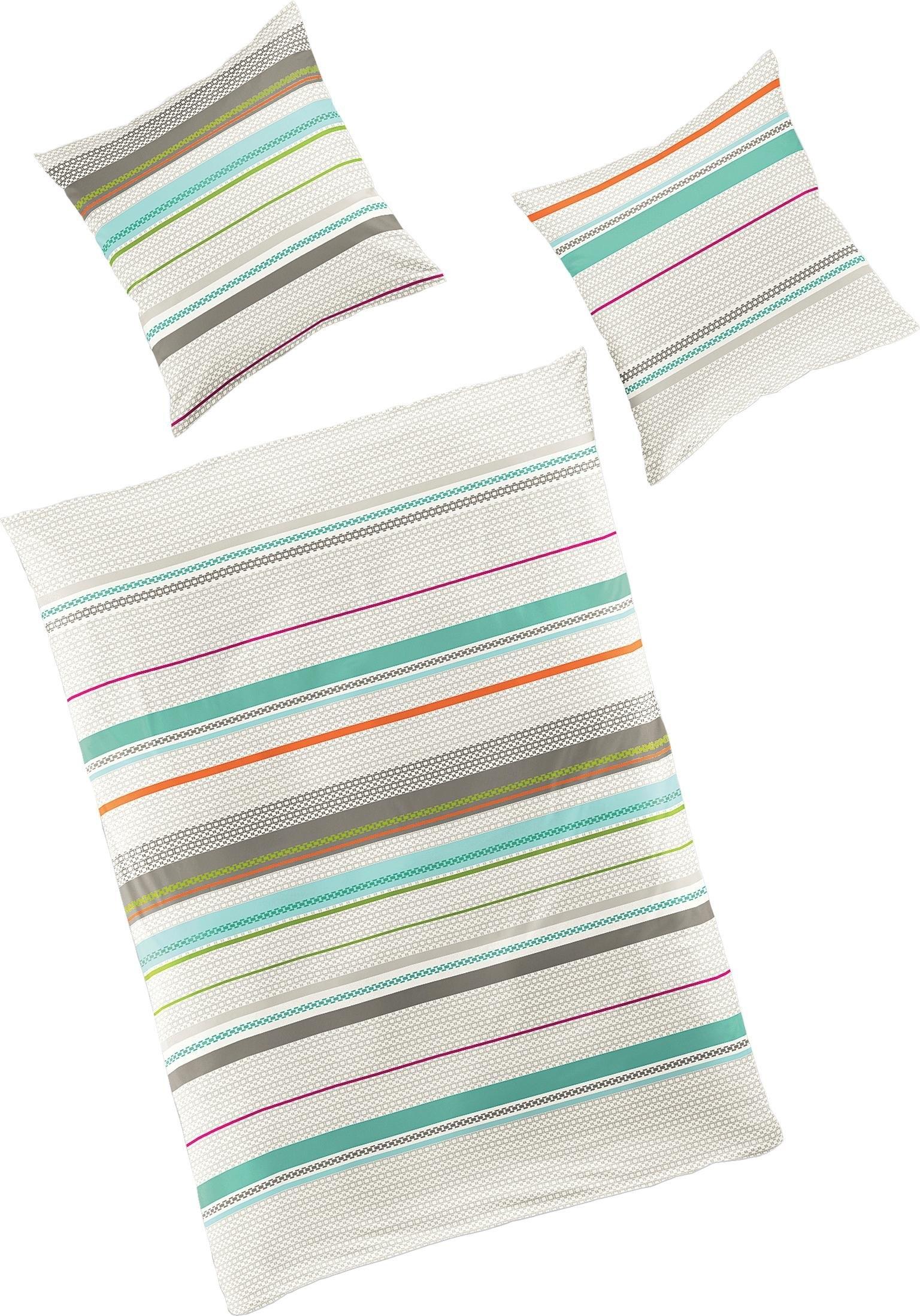Bierbaum Overtrekset »Easy Stripes« veilig op otto.nl kopen