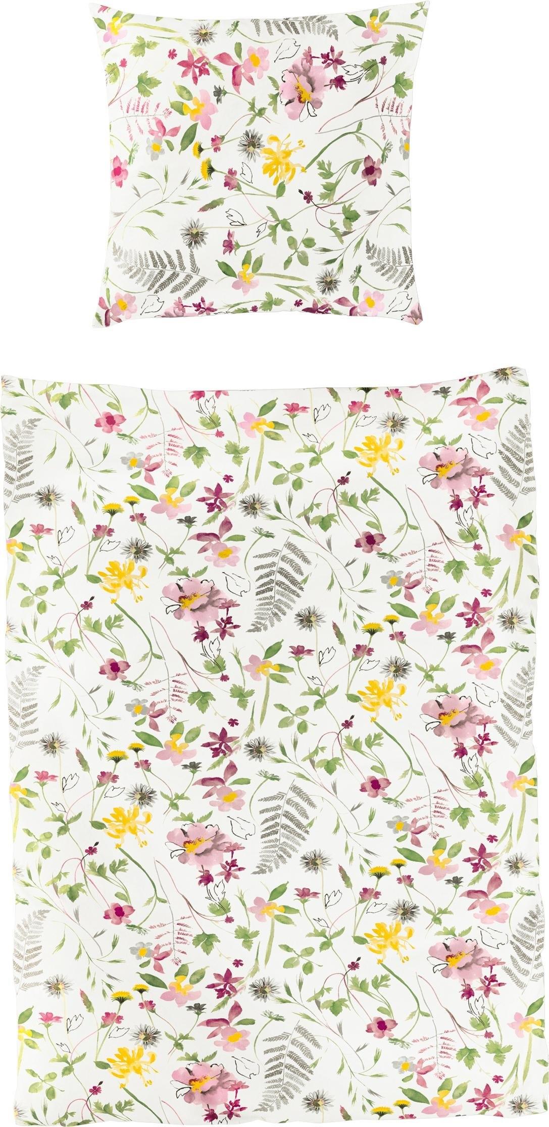 Bierbaum Overtrekset »Spring Flower« in de webshop van OTTO kopen