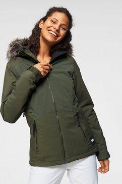 o'neill ski-jack »pw halite jacket« groen