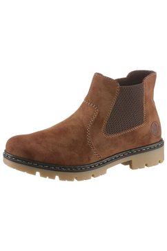 rieker chelsea-boots bruin