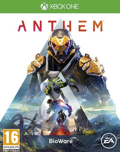 Microsoft Game XBOX ONE Anthem goedkoop op otto.nl kopen